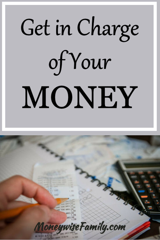 Get In Charge Of Your Finances