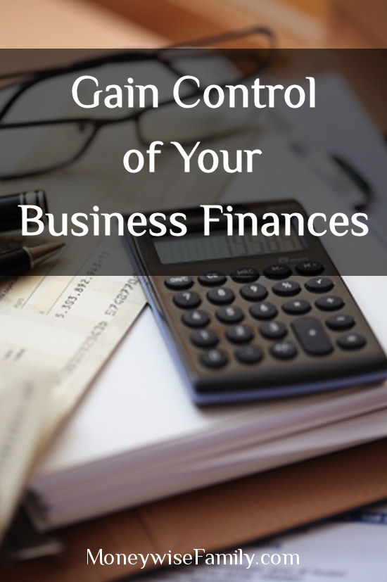 Gain Control of Your Business Finances