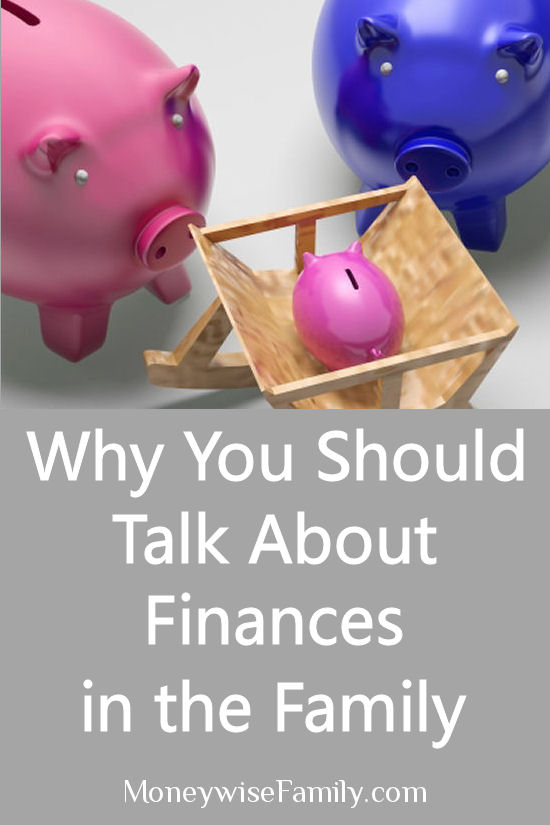 The Importance of Talking about Finances in the Family