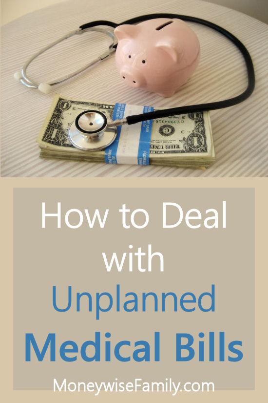 Unplanned Medical Bills
