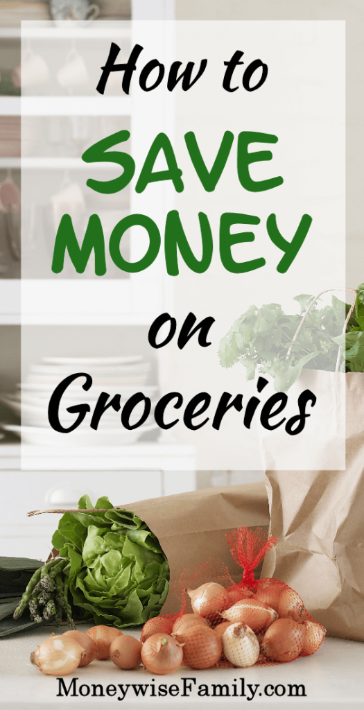 Following a few simple tips when grocery shopping, will help you to save a lot of money in the long run.
